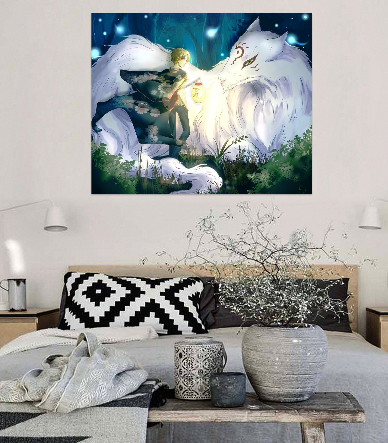 3D Natsume 371 Anime Wall Stickers Wallpaper AJ Wallpaper 2
