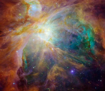 Colorful Nebulas Wallpaper AJ Wallpaper
