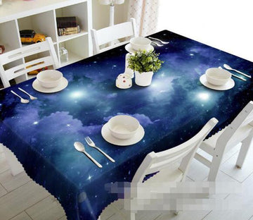 3D Sky Shiny Stars 1430 Tablecloths Wallpaper AJ Wallpaper