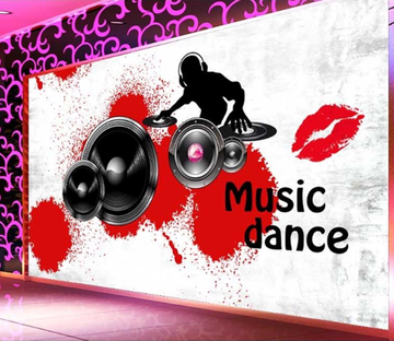 Dancing Music Wallpaper AJ Wallpaper 2
