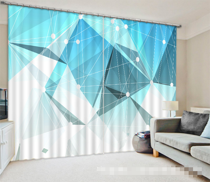 3D Stereoscopic Graphics 1273 Curtains Drapes Wallpaper AJ Wallpaper