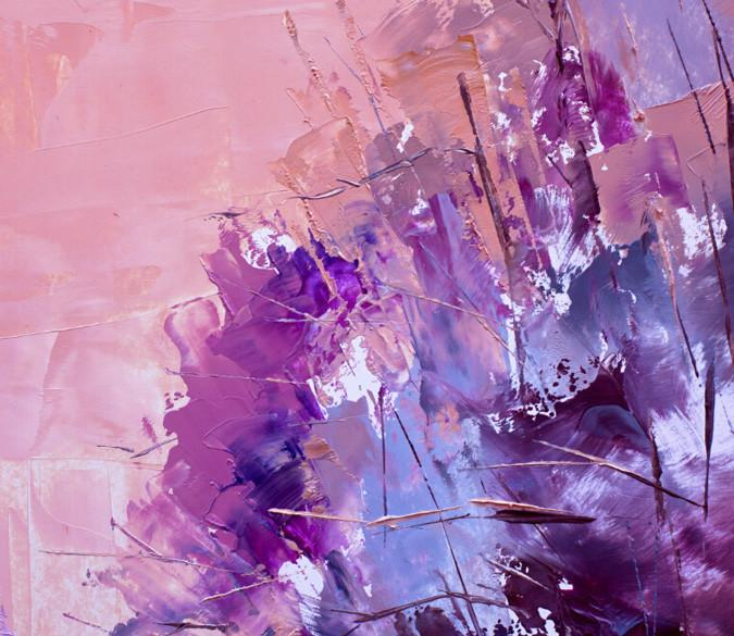 Abstract Oil Painting 2 Wallpaper AJ Wallpaper