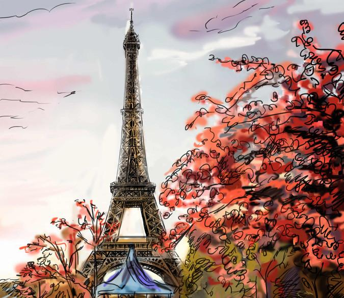 Eiffel Tower 14 Wallpaper AJ Wallpaper