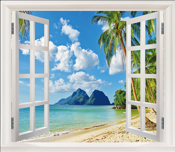 Window Beach Views Wallpaper AJ Wallpaper