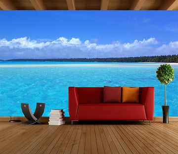 3D Beautiful Sea 593 Wallpaper AJ Wallpaper