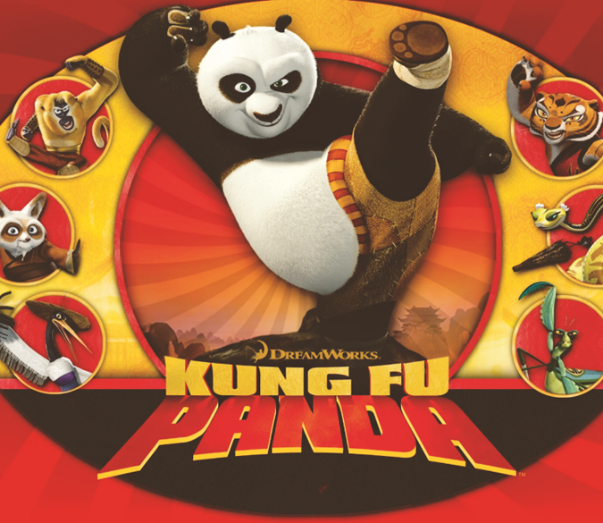 Kung Fu Panda 1 Wallpaper AJ Wallpaper