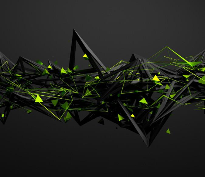 Abstract Structures Wallpaper AJ Wallpaper