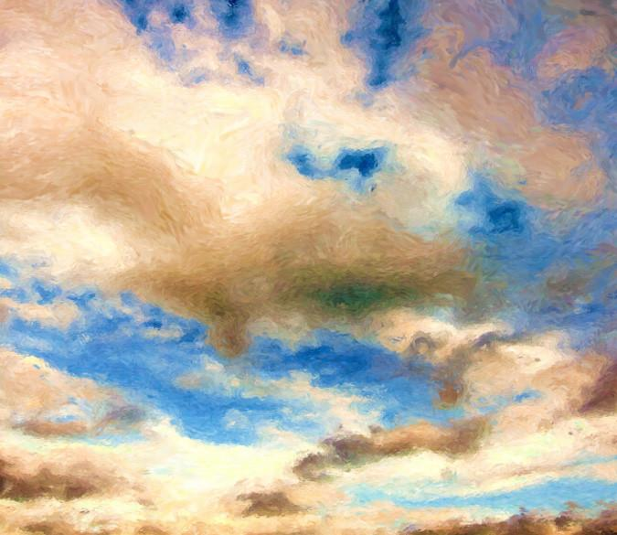 Cloudy Sky 1 Wallpaper AJ Wallpaper