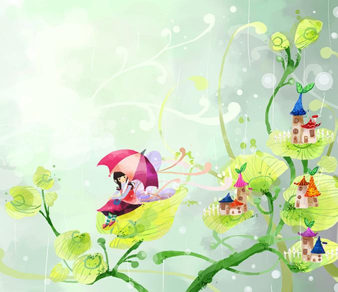 Thumbelina Wallpaper AJ Wallpaper