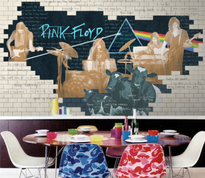 Pink Floyd Band Wallpaper AJ Wallpaper