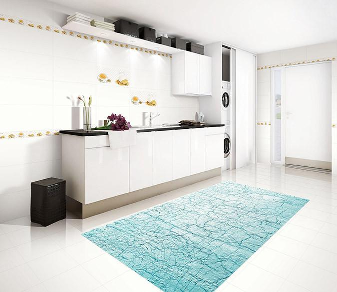 3D Wall Cracks 572 Kitchen Mat Floor Mural Wallpaper AJ Wallpaper