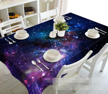 3D Shiny Stars Sky 1454 Tablecloths Wallpaper AJ Wallpaper