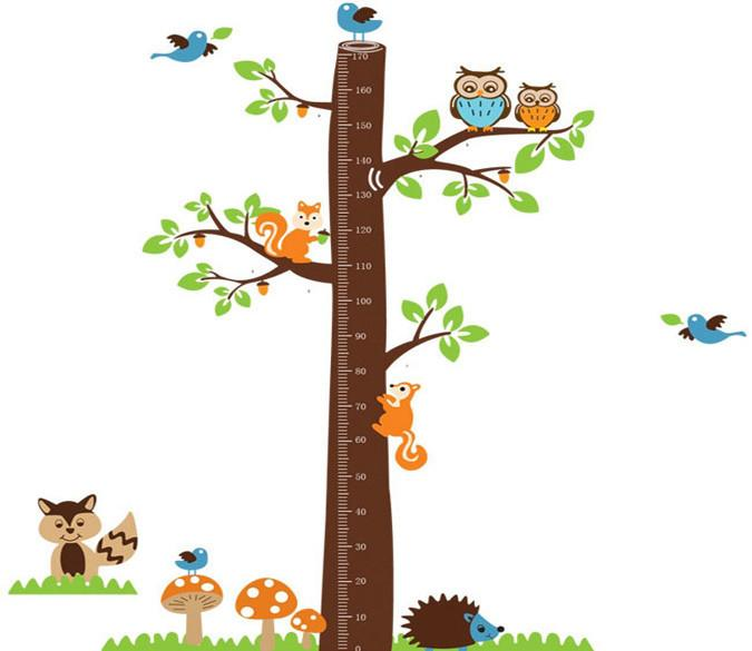 Animals Tree Wallpaper AJ Wallpaper