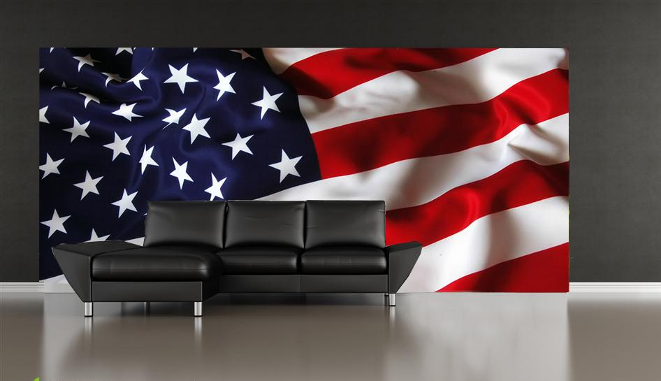 American Flag Wallpaper AJ Wallpaper