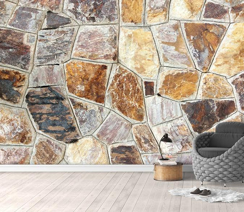 3D Stone Pattern 149 Wallpaper AJ Wallpaper
