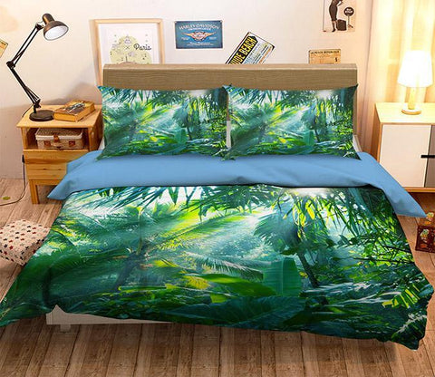 3D Sunshine Plant 103 Bed Pillowcases Quilt Wallpaper AJ Wallpaper