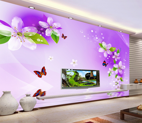 3D Beautiful Butterfly 358 Wallpaper AJ Wallpaper