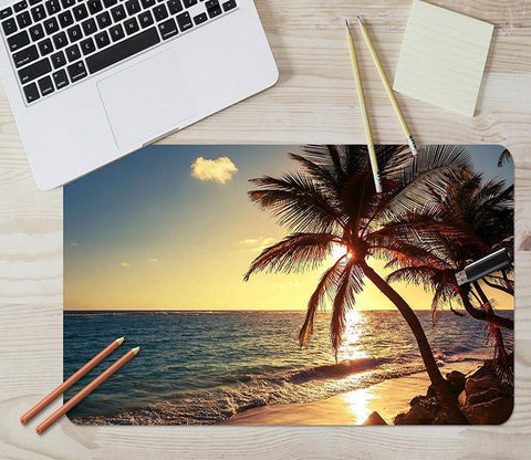 3D Sunshine Coco 201 Desk Mat Mat AJ Creativity Home