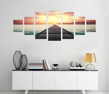 3D Dazzling Sun 016 Unframed Print Wallpaper Wallpaper AJ Wallpaper