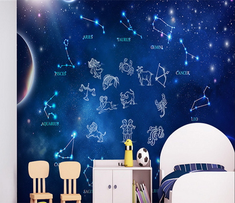 3D Constellation Stars 173 Wallpaper AJ Wallpaper