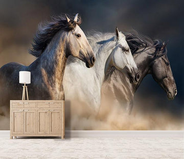 3D Handsome Horse 021 Wallpaper AJ Wallpaper