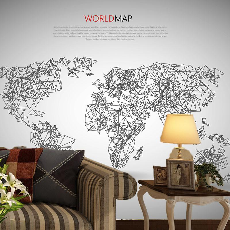 World Map 5 Wallpaper AJ Wallpaper