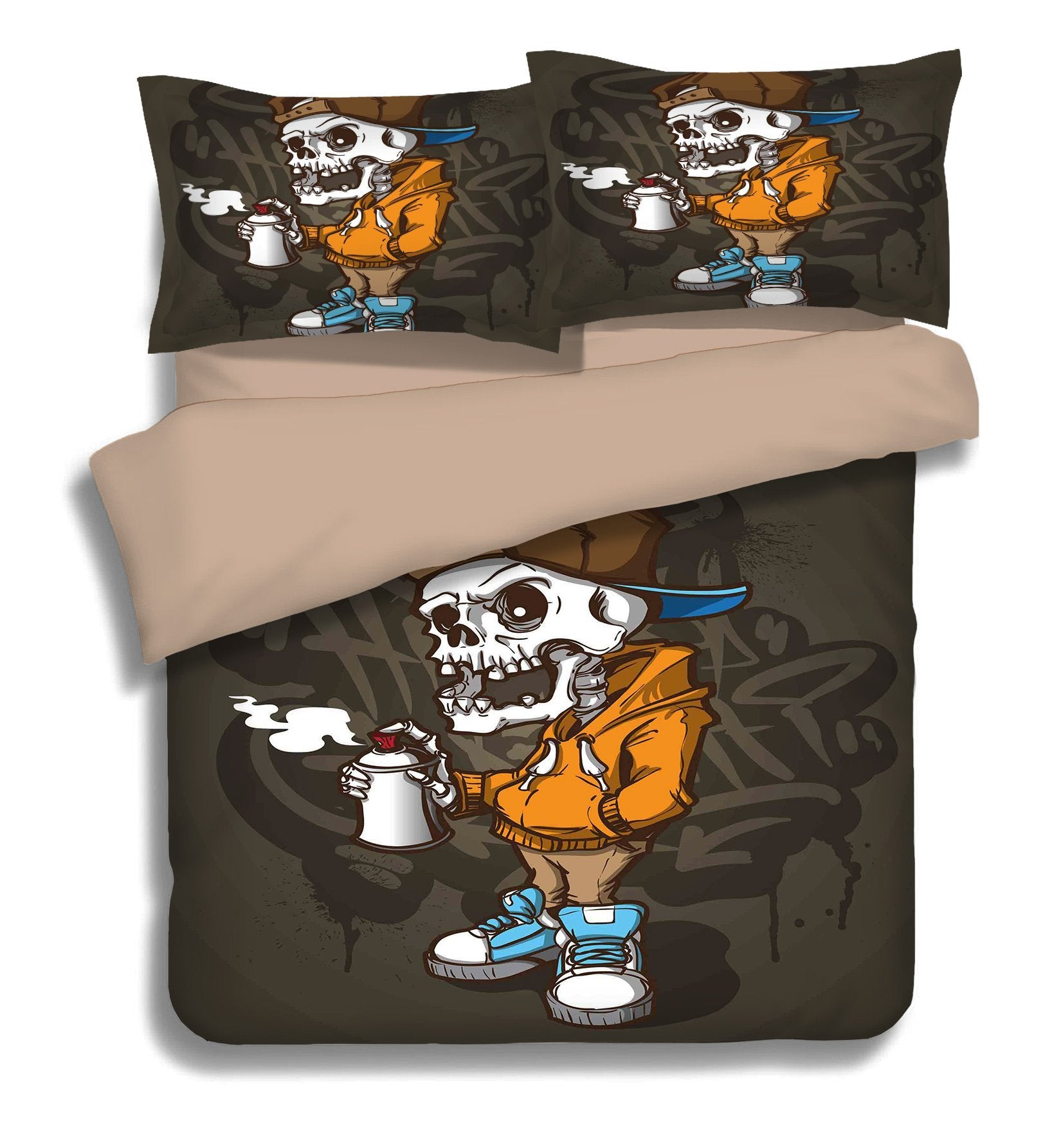 3D Bad Kids 120 Bed Pillowcases Quilt Wallpaper AJ Wallpaper