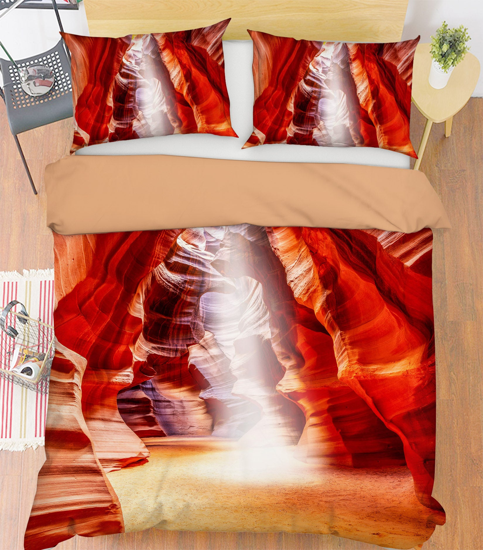 3D The Ghost 156 Marco Carmassi Bedding Bed Pillowcases Quilt
