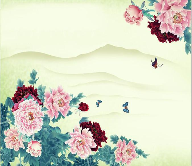 Spring Blossoming Flower And Butterfly 56 Wallpaper AJ Wallpaper 1