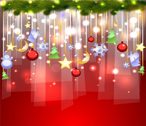 3D Christmas Decoration 657 Wallpaper AJ Wallpaper