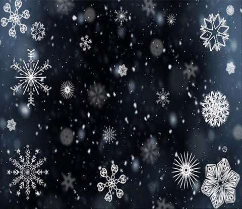 3D Christmas Big Snowflake 09 Wallpaper AJ Wallpapers