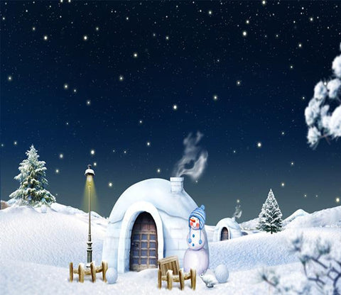 3D Christmas Hut 65 Wallpaper AJ Wallpaper