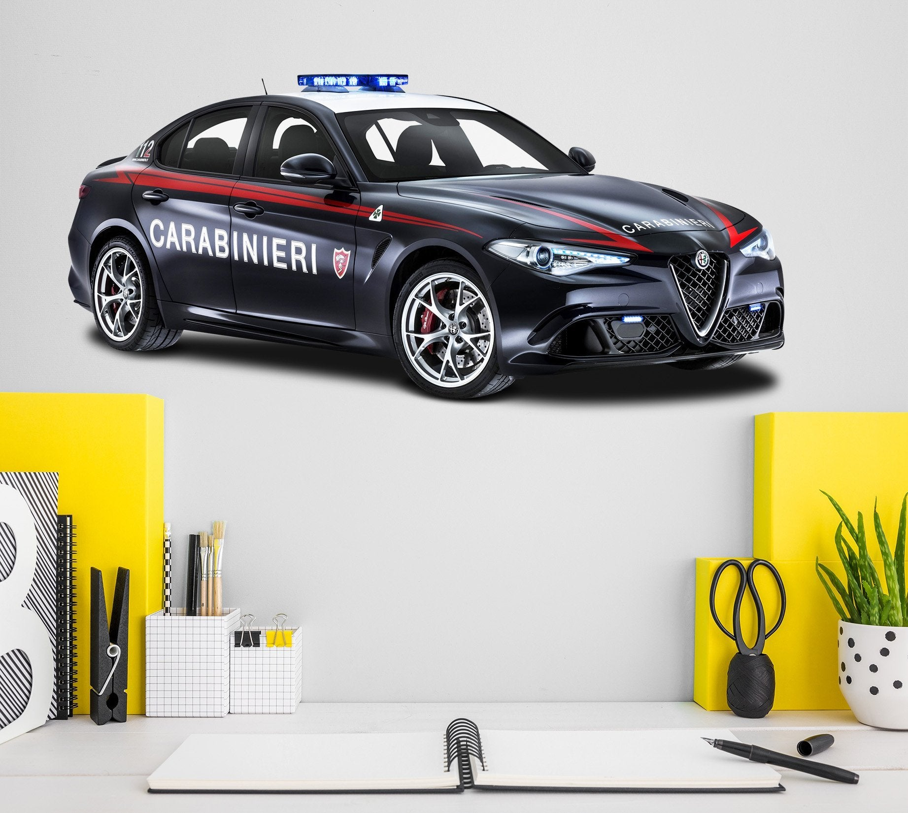 3D Alfa Romeo Giulia 0018 Vehicles Wallpaper AJ Wallpaper
