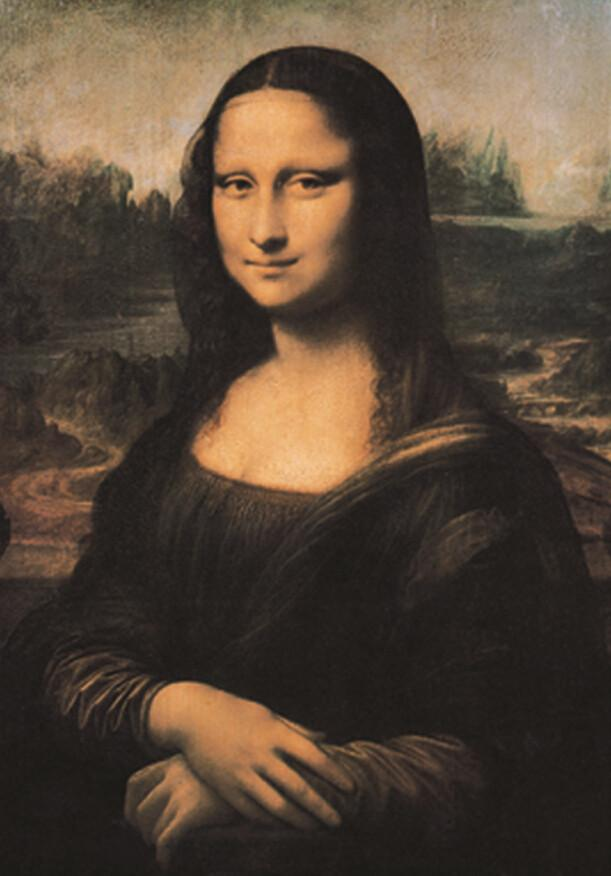 Mona Lisa Wallpaper AJ Wallpaper
