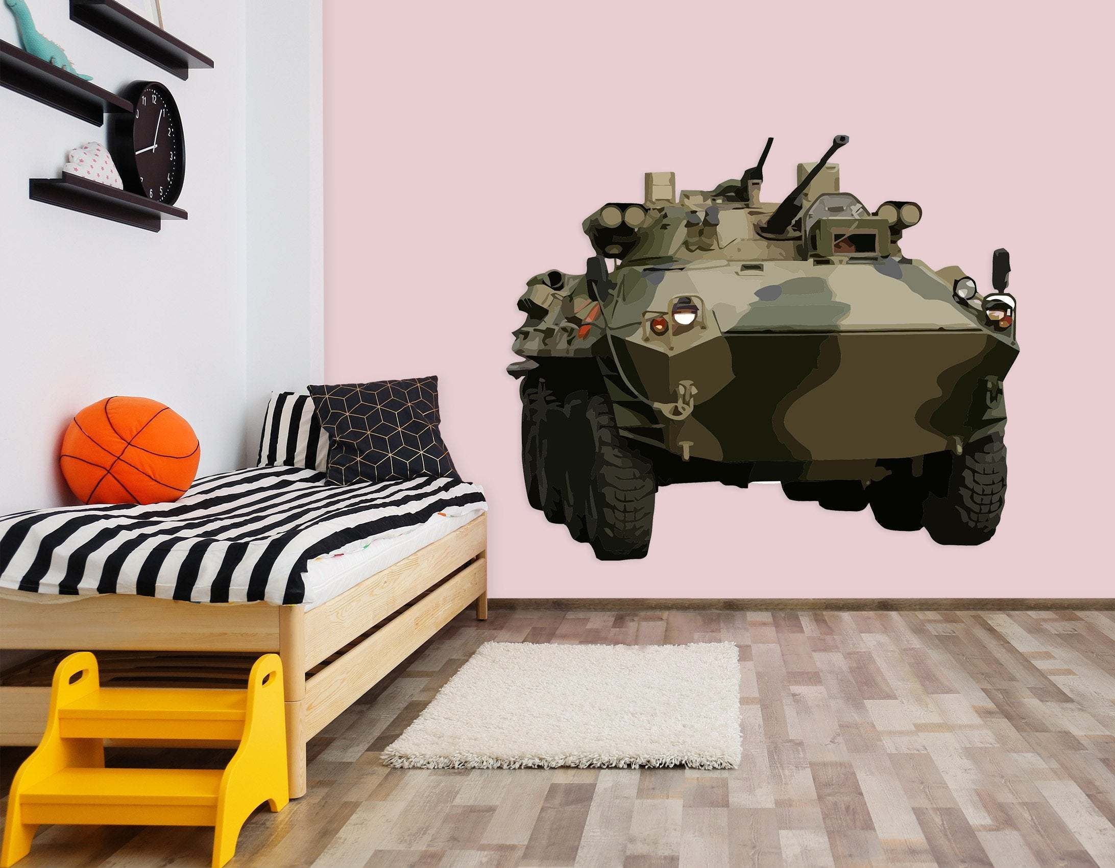 3D Tank Camouflage 280 Vehicles