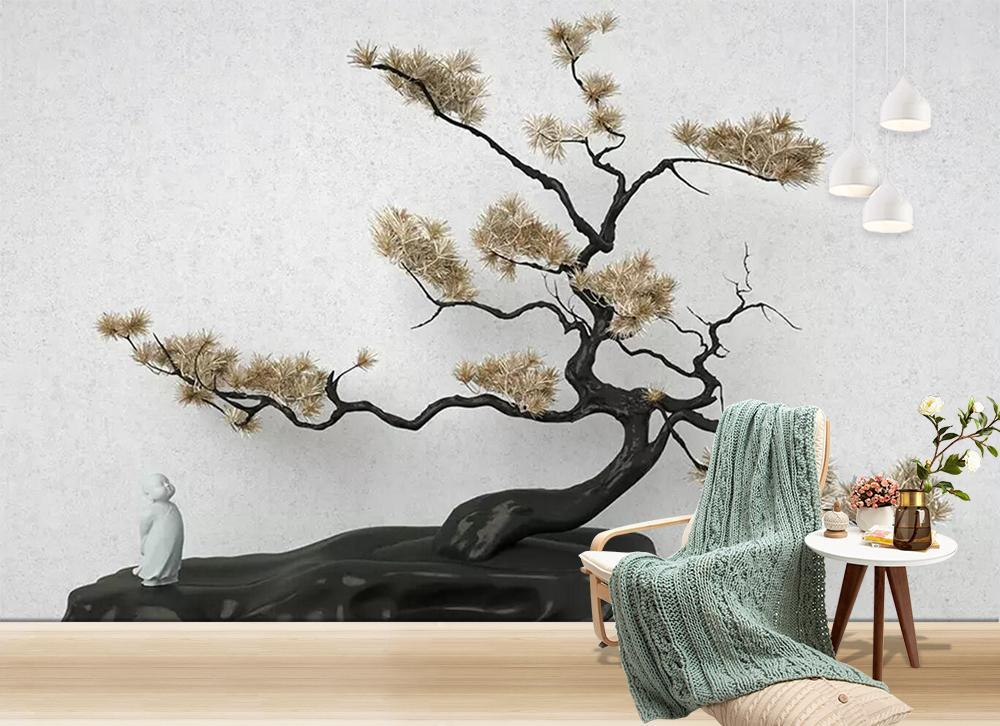 3D Bonsai Toy 450 Wallpaper AJ Wallpaper