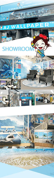 AJ Wallpaper's Melbourne & Sydney Showroom