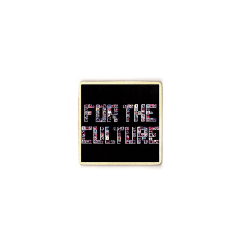 For The Culture Coaster Pack