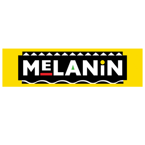 Melanin So Crazy Bumper Sticker