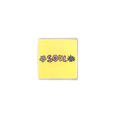 Soul Flowers Coaster Pack