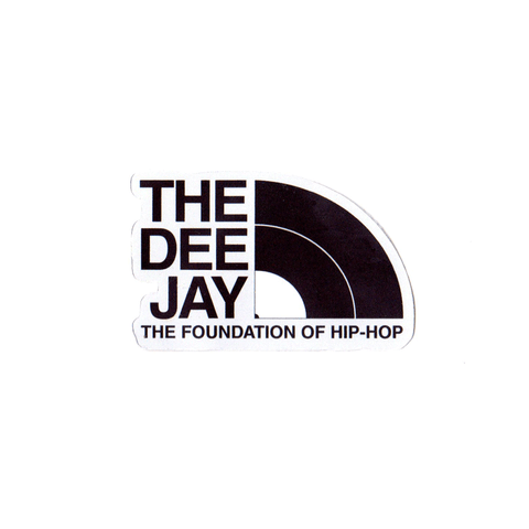 The Dee Jay Sticker