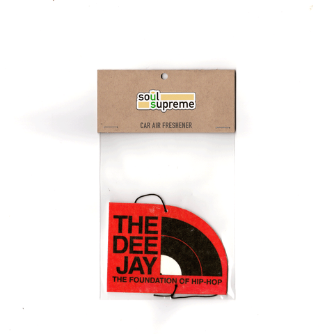 The Dee Jay Air Freshener