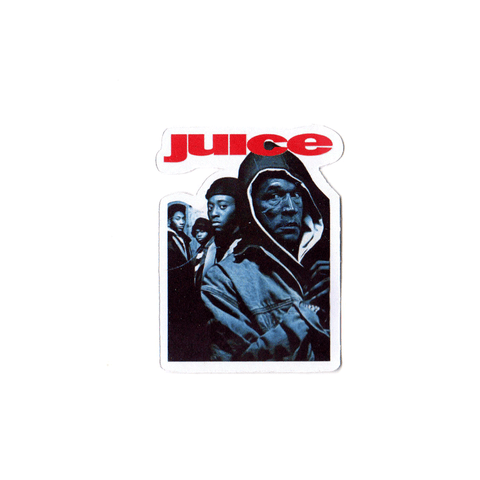 The Juice Sticker