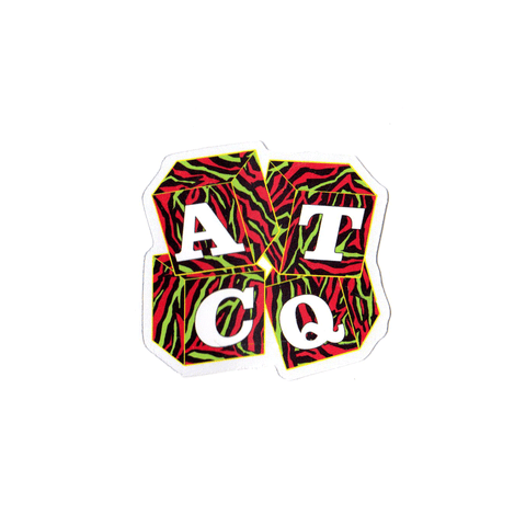 ATCQ Blocks Sticker
