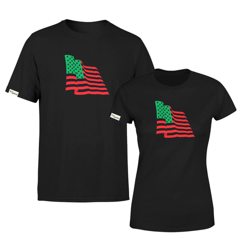 Wave The Flag T-Shirt