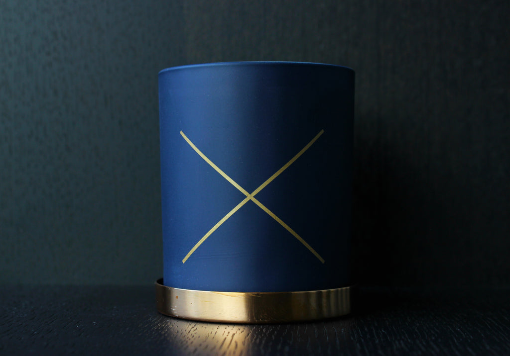 At Six Scented Candle