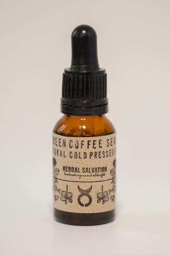 Green Coffe Facial Serum