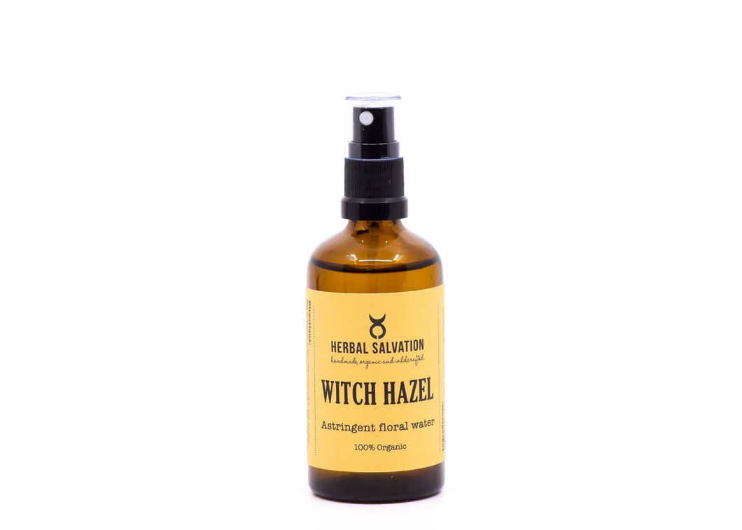 Calming Floral Water - Witch Hazel