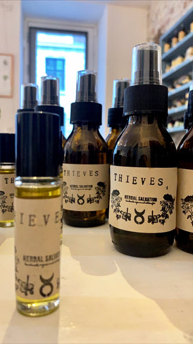 THIEVES body oil