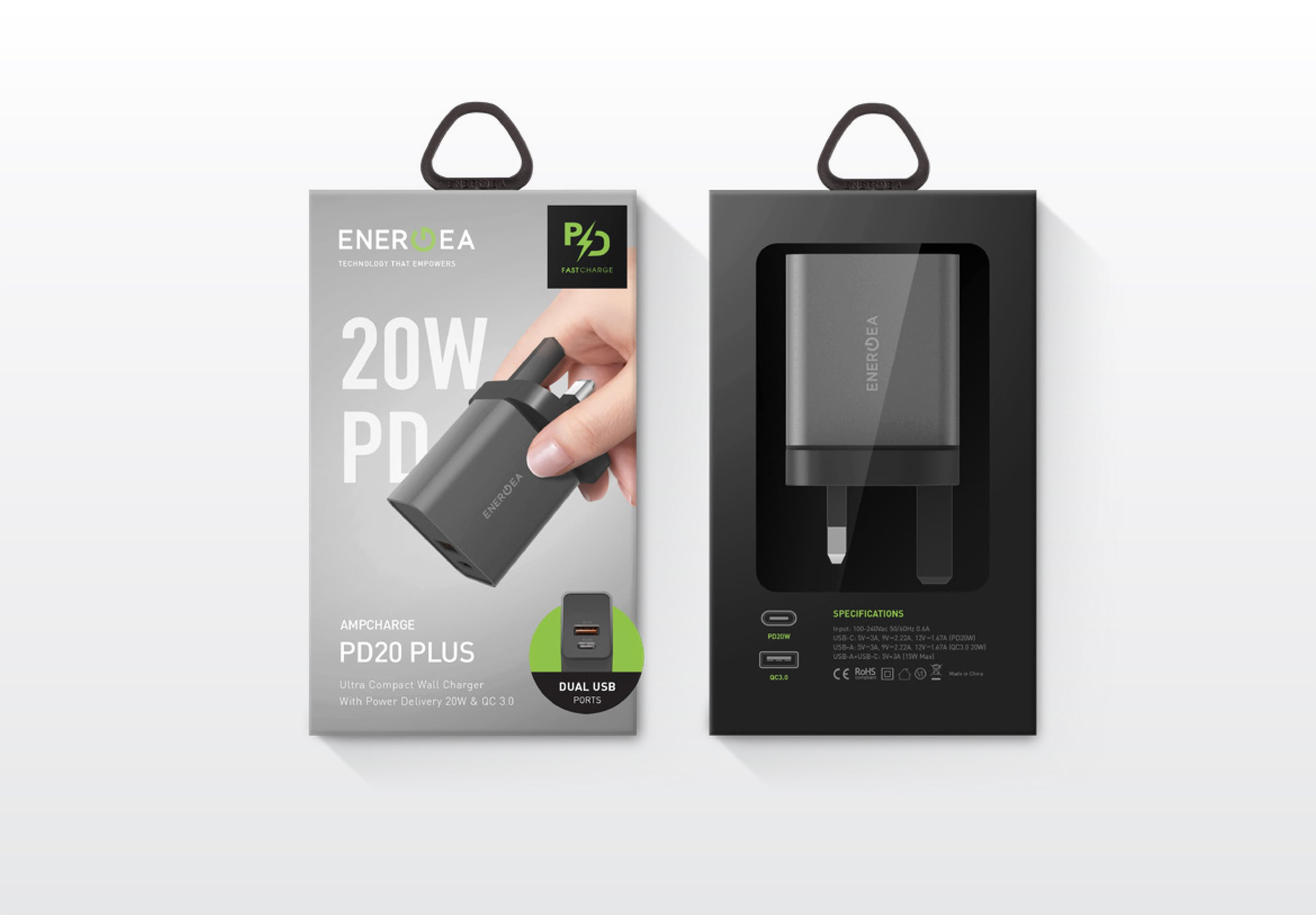 AmpCharge PD20+ UK